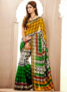 Bhagalpuri Silk Dyeing Silk Indian Saree Dresses Collection 6 Bhagalpuri Silk & Dyeing Silk Indian Saree Dresses Collection