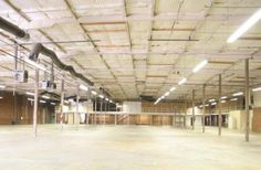 """Centinela Studios' warehouse has been used as a sound stage for Heaven,""""… Sound Stage, 7th Heaven, Studio S, Santa Monica, Retirement, Warehouse, Investing, Mirror, Mirrors"""