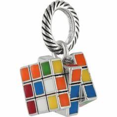 Logic-Magic Charm (mini Rubik's cube)