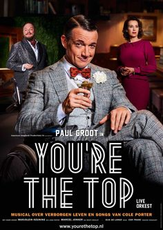 youre-the-top-affiche-theater-voorstelling-american-songbook