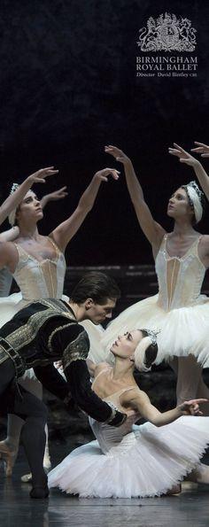 Birmingham Royal Ballet - Swan Lake; Natasha Oughtred and Jamie Bond