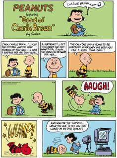 Sunday, September 28th, 2014.  You better believe it, old Charlie Brown!  Now, in Glorious Technicolor!!