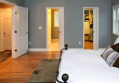 Master Bedroom Remodel - I like the paint color http://www.gdcremodeling.com/