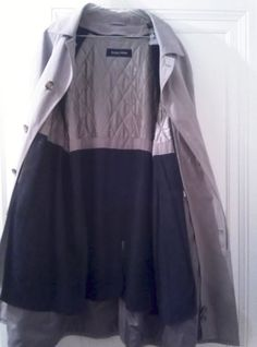 TODAY'S MAN CLASSIC MEN'S BIG&TALL-TRENCH COAT..SOLID LIGHT BROWN..SIZE 42 LONG #Classic #Trench..view it here..http://www.ebay.com/usr/mikemumblesss2014