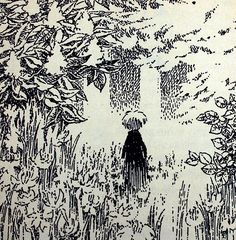 Moominvalley in November (pictures by Tove Jansson) Tove Jansson, Sketch Inspiration, Children's Book Illustration, Ink Art, Art Inspo, Art Reference, Design Art, Cool Art, Art Drawings
