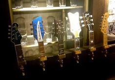 Guitar Neck Taps