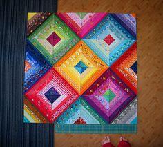 sixteen string blocks by bananaphone, via Flickr