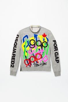 Top Trending, Sweater Weather, Dsquared2, Streetwear, Mens Fashion, Sweatshirts, Mini, Sweaters, T Shirt