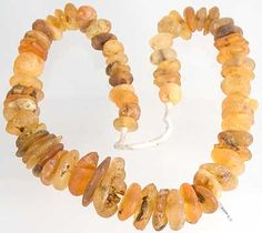 """African """"water amber"""" is true Copal, a young tree resin from Zanzibar and Guinea Bisseau."""