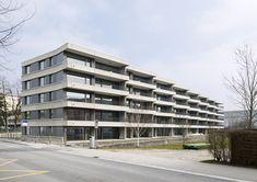 152 Wohnhaus Neunbrunnenstrasse Zürich - von Ballmoos Krucker Architekten