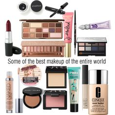 Some of the best makeup of the entire world