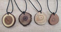 Andrea Merredew: Making Wooden Jewelry