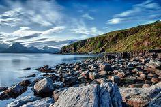 Kostenloses Bild auf Pixabay - Küste, Strand, Felsen, Steine