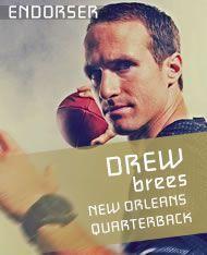 AdvoCare- Drew Brees Endorser