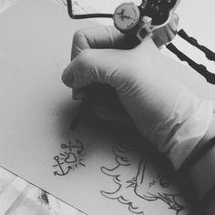 Eins meiner ersten Tattoos :D