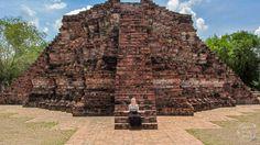 Wat Rakhang Ayutthaya Ayutthaya Thailand, Siamese, 18th Century, Travel Photos, Mount Rushmore, Bucket, Tower, Mountains, Big