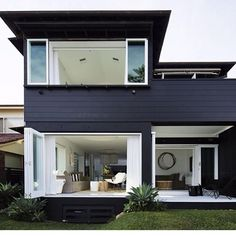 Modern beach house inspo for the by