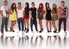 Another reality television show which makes me laugh drama drama drama. Theres alot more cringy moments in geordie shore than jersey shore LOL 😂 one being the goings on in the fuck hut haha. They all seem nice in there own ways 😊 Geordie Shore Cast, Charlotte Letitia, Charlotte Crosby, Holly Hagan, Greg Lake, Mtv Shows, Reality Tv Shows, One Night Stands, Movie Wallpapers