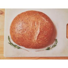 rosemary olive oil bread - delicious!