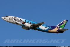 Alaska Airlines N705AS Boeing 737-490 aircraft picture