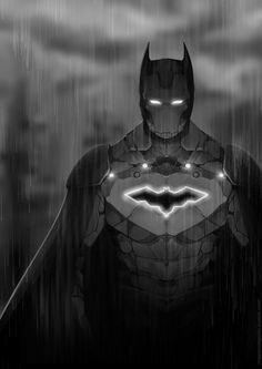 I Am Iron Batman! byOleg Tsoy