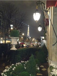 view from plaza athenee