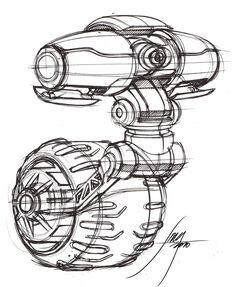 Sketch-A-Day 261 Sketch-A-Day | Sketch-A-Day | Sketches by Spencer Nugent