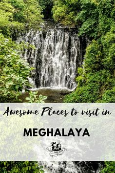 Explore India's Mesmerising Meghalaya Tourist Places with this awesome guide: Best places to visit the best time to visit things to do offbeat places in Meghalaya so that you plan less and travel more. Shillong, India Travel Guide, Asia Travel, Tourist Places, Places To Travel, Travel Destinations, Travel Couple, Family Travel, Weather In India