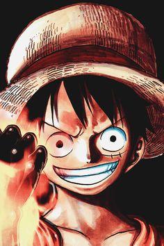 - One Piece - Luffy