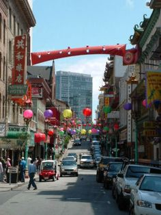 Chinatown San Francisco - Chinese Attraction Visitors Guide