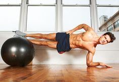 Diego Miguel Tight Toned Ab Workout