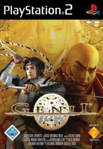 Genji Dawn of the Samurai (Jogo PS2) (2005) Tamanho: 2.1GB MN 9/10 (No Pin it)