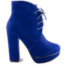 BOTINE BLEUMARIN CU TOC GROS GOLD  165,0 LEI Lei, Wedges, Booty, Ankle, Heels, Fashion, Heel, Moda, Swag