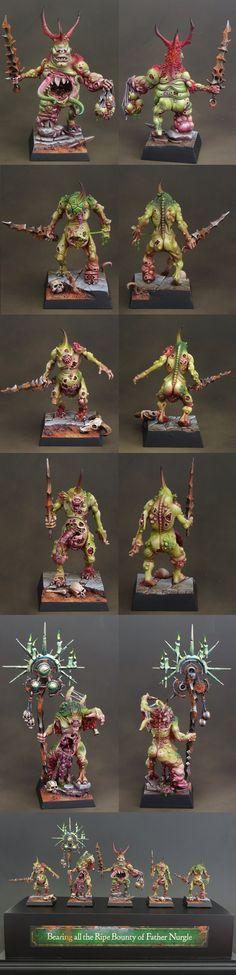 Plaguebearers of Nurgle - Sproket
