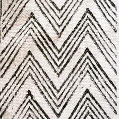 #rug #housedoctor #blackandwhite #tribe #m #zigzag #home