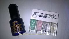 -Kiehl's-Midnight Recovery Concentrate Serum -Formula X-The Hydrating Prescription #Kiehls #FormulaX