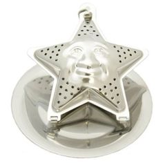 Star Face Tea Infuser Ball ~