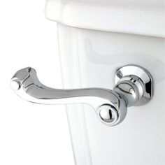 Kingston Brass KTFL51 Royale Toilet Tank Lever, Chrome - Price: $59.95 & FREE Shipping over $99