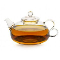 Agathas Bester Glas Teekanne Vivace | eBay