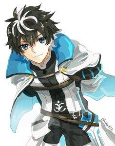 Charlemagne【Fate/Extella】 Cute Anime Boy, Anime Guys, Manga Anime, Anime Art, Character Concept, Character Art, Character Design, Fate Visual Novel, Avatar