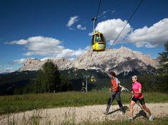 Summer activities - Alpine Hotel Ciasa Lara - La Villa Alta Badia - South Tyrol
