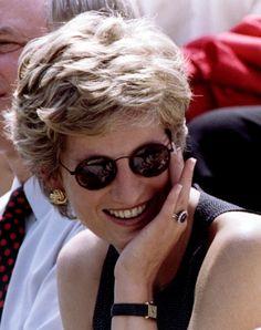 Princess Diana HongKong _Avril 1995