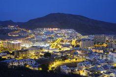 Tenerife - Los Cristianos de nuit