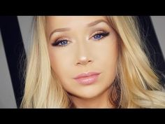 Full Face Prom Drugstore Makeup Tutorial & Drugstore Brushes | TheBeautyVault - YouTube