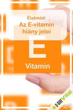 Ismerd meg az E-vitamin hiány jeleit Vitamins, Medical, Health, Health Care, Medicine, Vitamin D, Med School, Active Ingredient, Salud