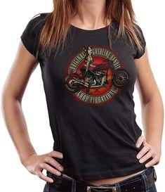 Bekleidung, Damen, Tops, T-Shirts & Blusen, T-Shirts Biker T-shirts, Shirt Bluse, V Neck, T Shirts For Women, Tops, Fashion, Women's T Shirts, Clothing, Women's