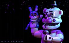 Well it's finally finished lol, took me awhile since i'm pretty lazy with my stuff. SL © Scott Cawthon.