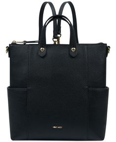 A Dozen Tote Bags That Are Perfect for Work - Nova Back Medium Convertible Backpack from InStyle.com