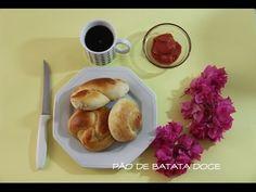 COMO FAZER PÃO DE BATATA DOCE # Receitas Saudáveis - compartilhe este vídeo - YouTube