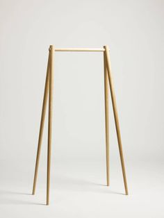 Killa Coat Rack by Olli Mustikainen in home furnishings  Category - could it be a coat rack that doesnt collapse so easily under weight of pennsic garb? Must have.